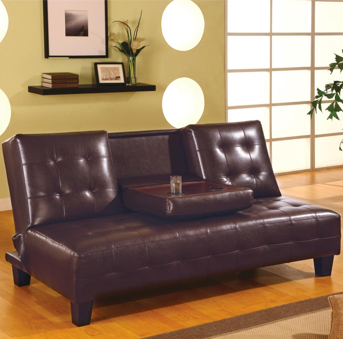 Wondrous Cappuccino Futon Priced To Go Furniture Machost Co Dining Chair Design Ideas Machostcouk